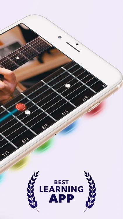 Coach Guitar Lessons tuner tab