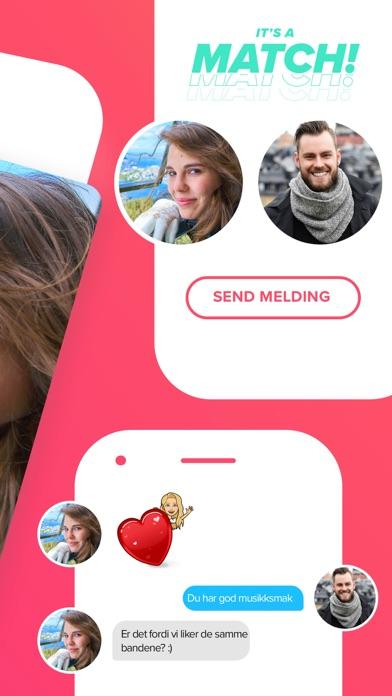 Screenshot for Tinder in Norway App Store
