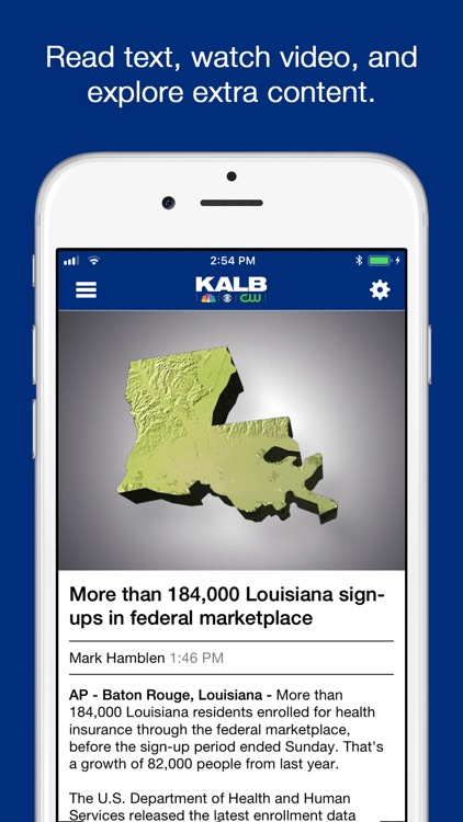 KALB-TV News Channel 5 by Gray Television Group, Inc