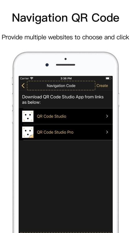 QR Code Studio-QR Code Reader screenshot-8