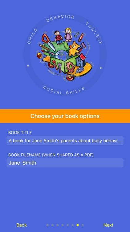 Child Toolbox - Social Skills screenshot-3