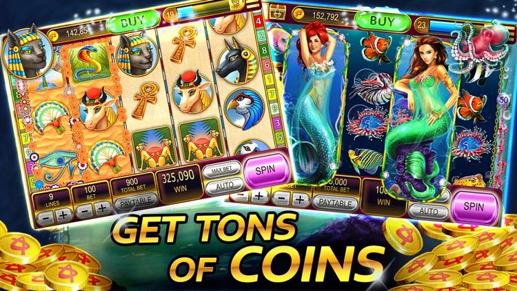 Vegas Casino: Slot Machines screenshot-3