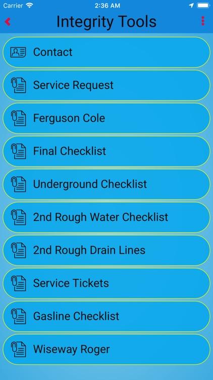 Integrity Plumbing Solutions screenshot-4