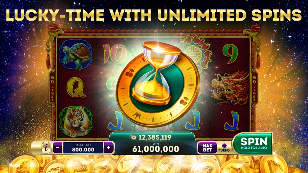 Lucky Time Slots Vegas Casino App For Iphone Free Download