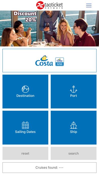 Ticketcosta - Cruises