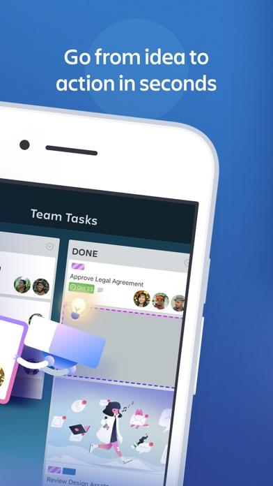 Trello—Organize anything! Screenshot on iOS