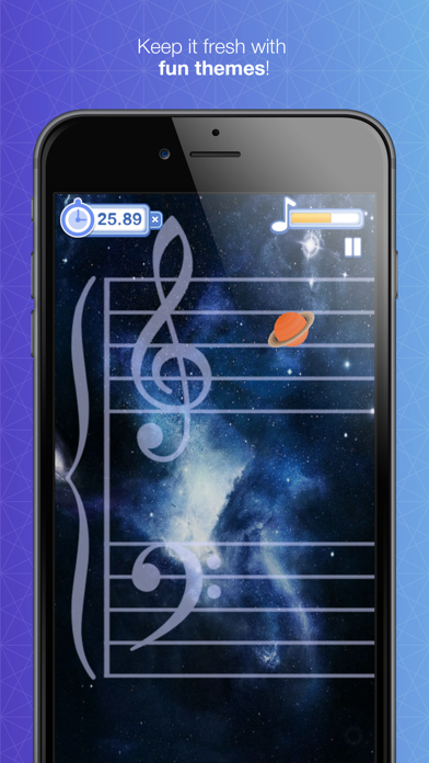 Note Rush: Music Read... screenshot1