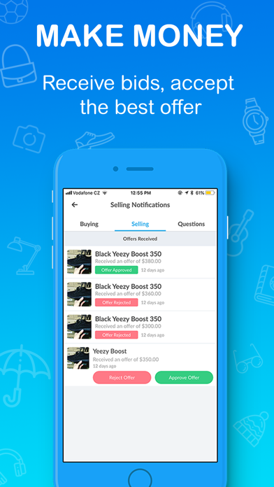 Vidpost: Buy & Sell Nearby screenshot four