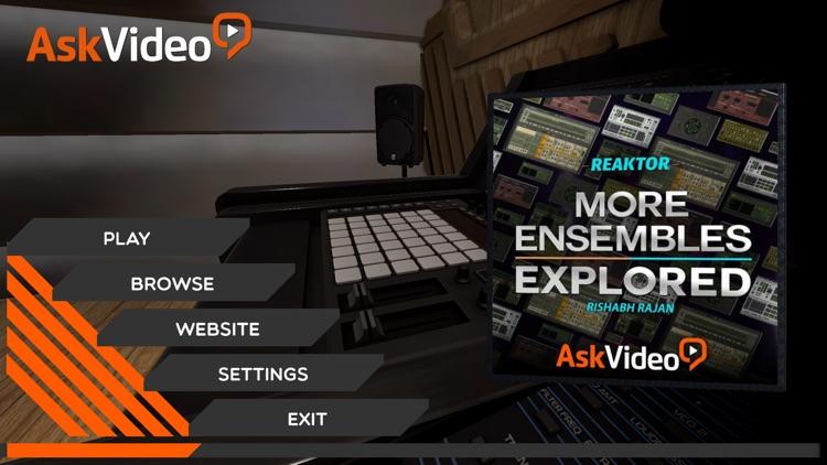 More Ensembles Course by AV screenshot-0