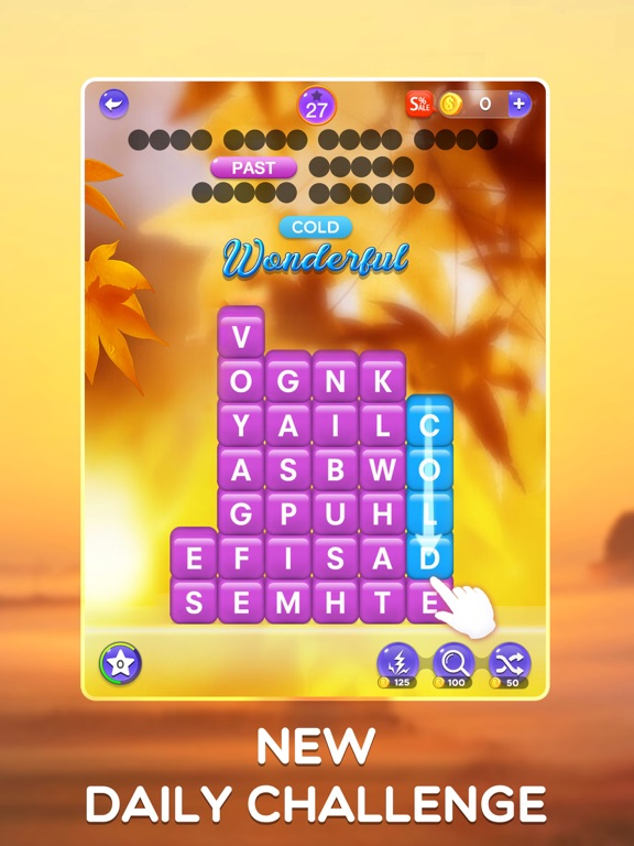 Word Crush - Fun Puzzle Game screenshot 8