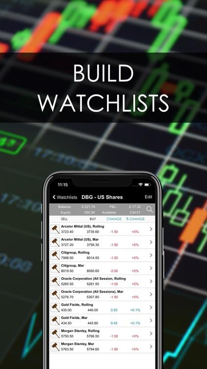 Spreadex Financial Trading screenshot-6