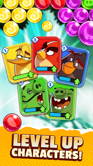 Angry Birds POP 2 screenshot 2