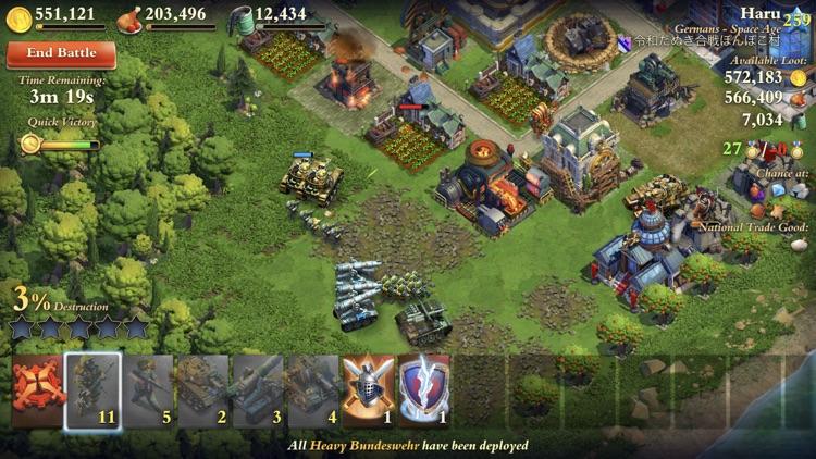 DomiNations screenshot-5