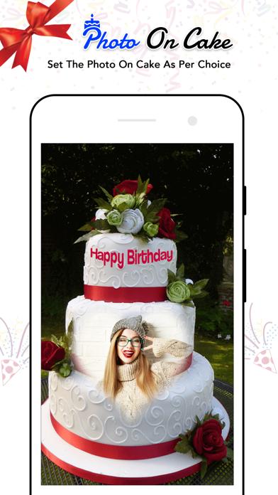 Name Photo On Birthday Cake- screenshot three
