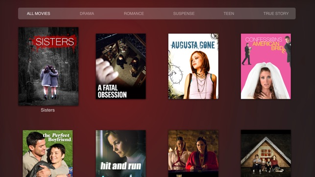 Lifetime Movie Club on the App Store