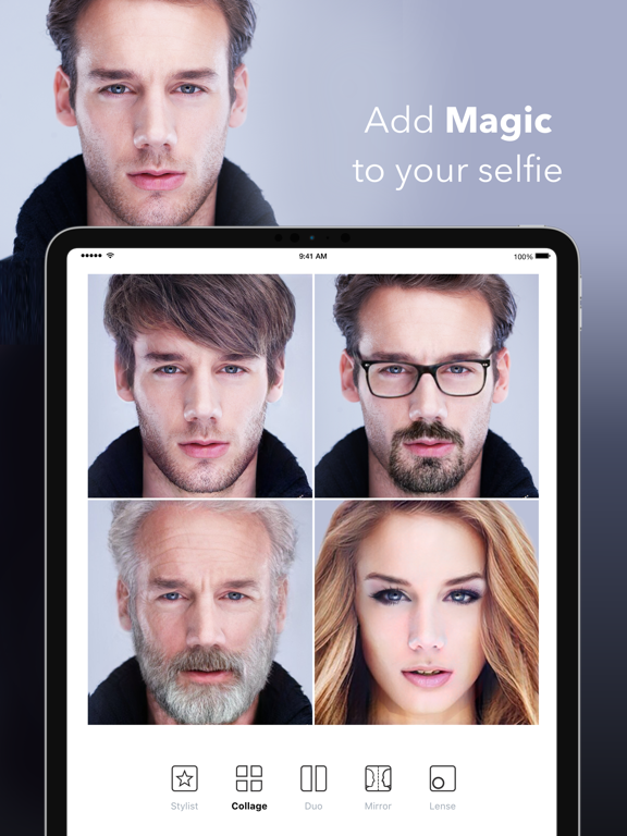 FaceApp - AI Face Editor screenshot 6