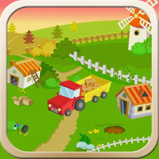 Kids Farm Find Observability