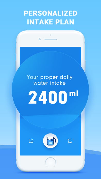 Drink Water Reminder, Tracker Screenshot