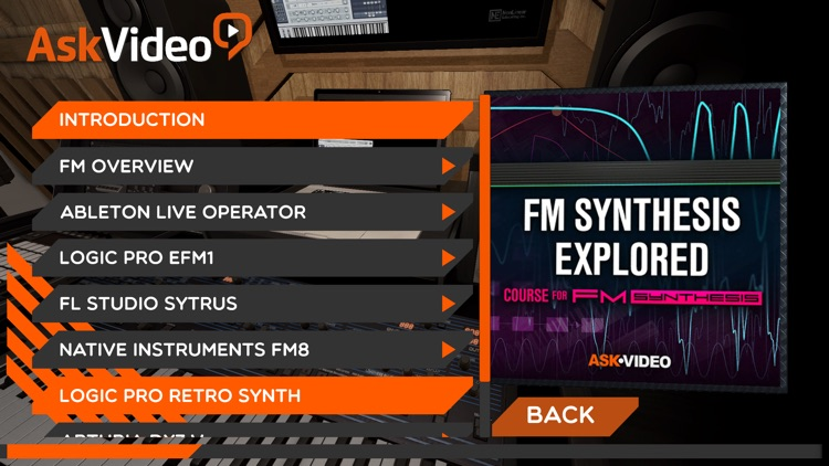 Intro Course for FM Synthesis