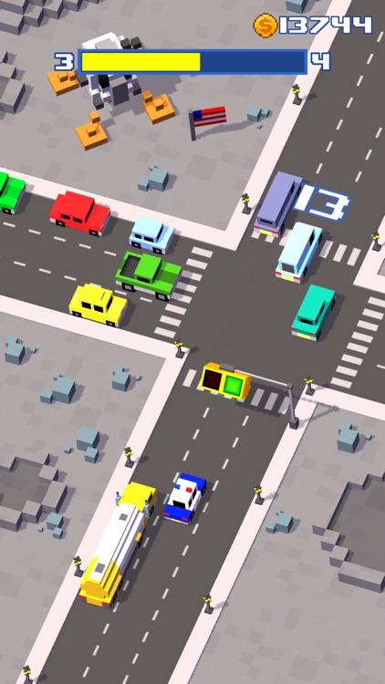 Crossy Crash screenshot-6