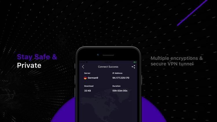 VPN - Super Unlimited VPN screenshot-3