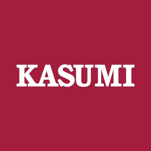 カスミアプリ