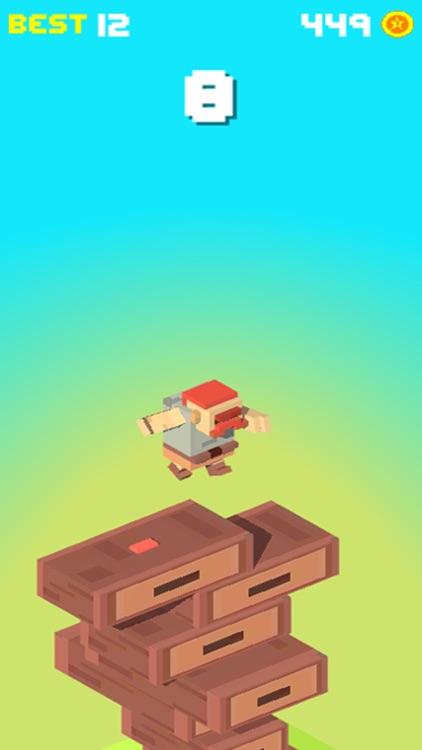 Stacks : Jump The Tower screenshot-4
