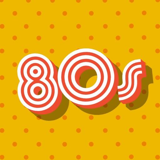 80's Stickers
