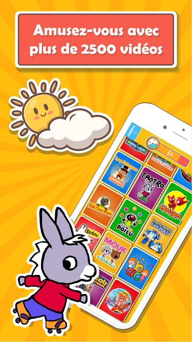 Screenshot #1 pour Kidjo : TV pour Enfants