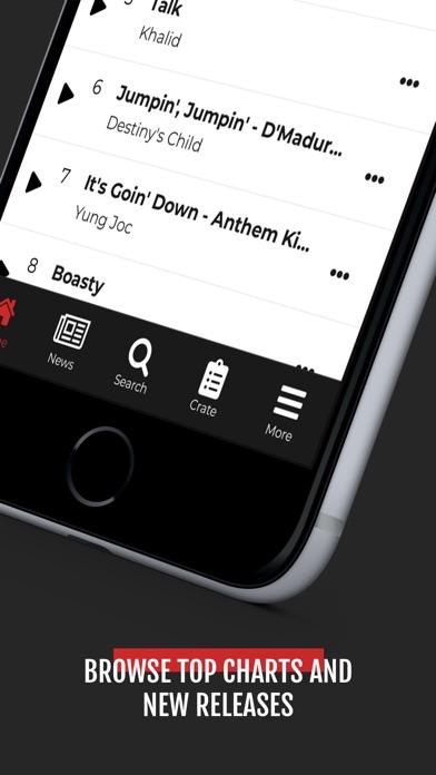DJcity by DJCity, Inc  (iOS, United States) - SearchMan App