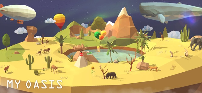 My Oasis: Anxiety Relief App on the App Store