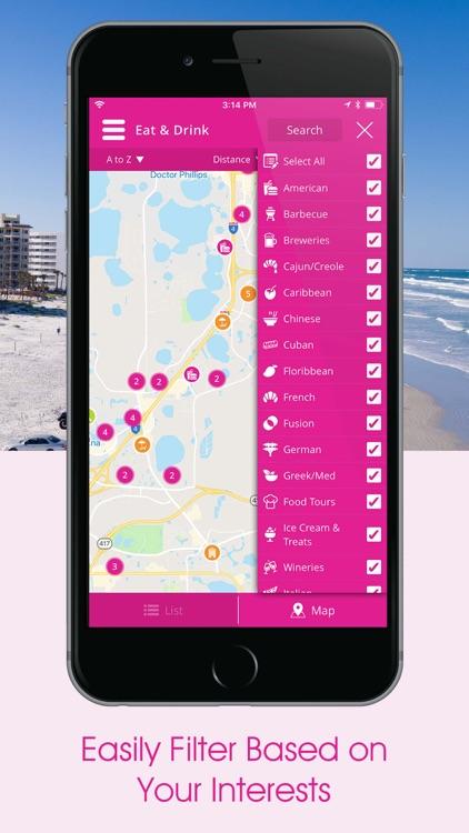 VISIT FLORIDA screenshot-3