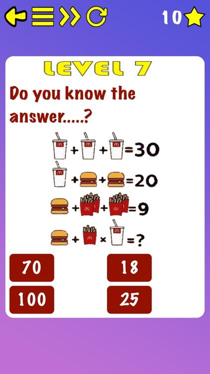 Mind Puzzle: Tricky Brain Test screenshot-3