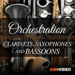 Clarinet, Saxaphone & Bassoon