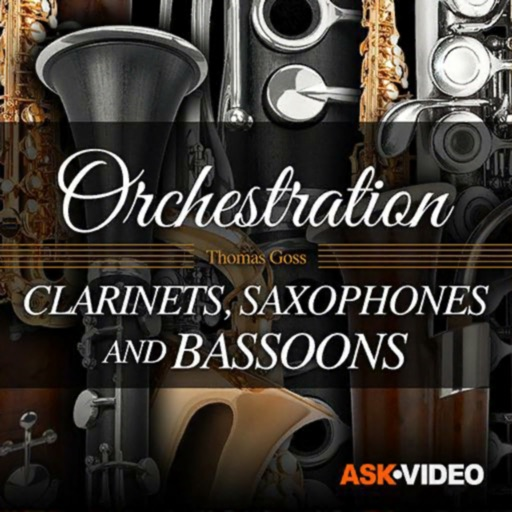 Clarinet, Saxaphone & Bassoon