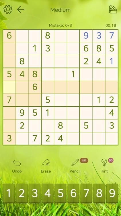 Sudoku - Soduko - Soduku screenshot-4