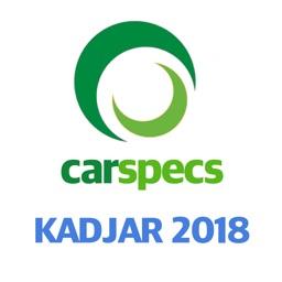 Specs for Renault Kadjar 2018