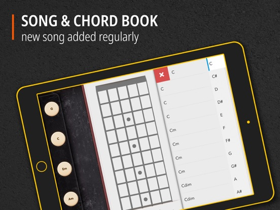 Guitar - Chords, Tabs & Games