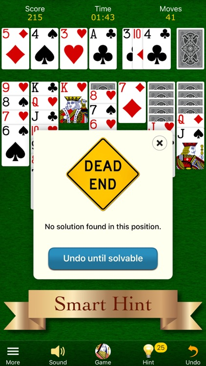 Solitaire by Logify screenshot-0