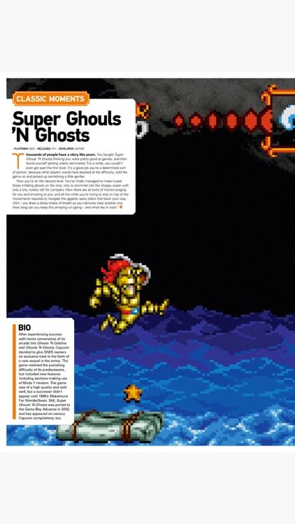 Retro Gamer Official Magazine screenshot-9