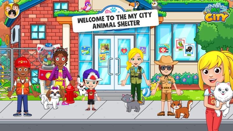My City : Animal Shelter