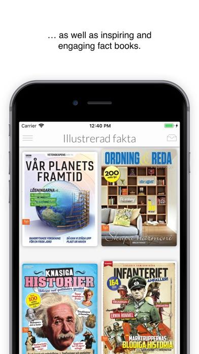 Ztory – Magazines & books screenshot three