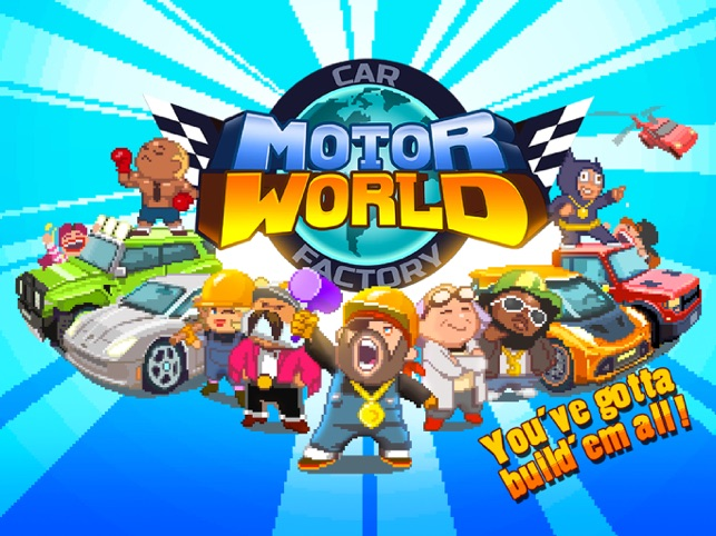 Motor World Car Factory On The App Store