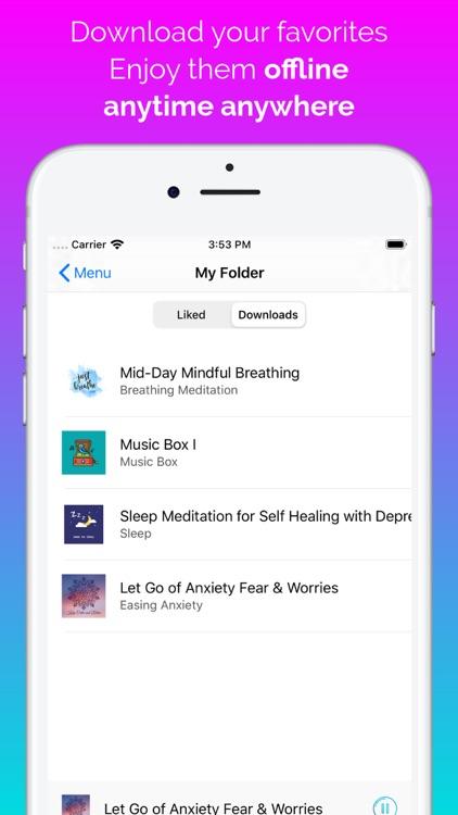 Kope: Meditation & Sleep screenshot-4