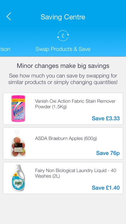 mySupermarket – Shopping List screenshot-3