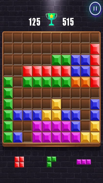 Block Puzzle - Classic Brick screenshot-4