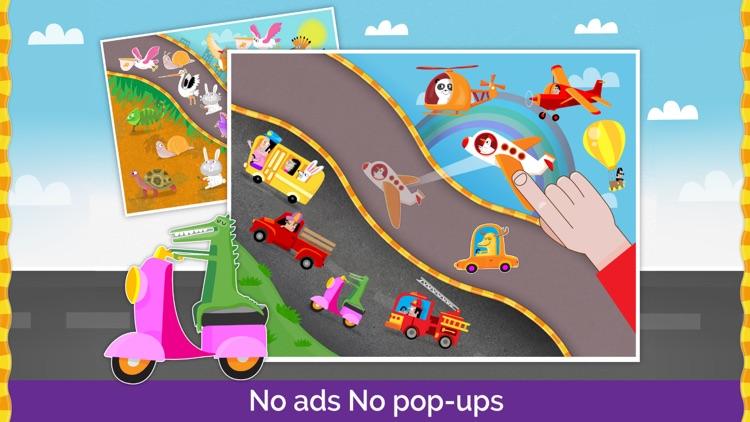 Pre-k preschool learning games screenshot-8