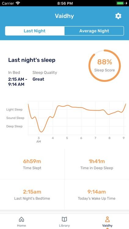 Bedtime - Stories & Meditation screenshot-4