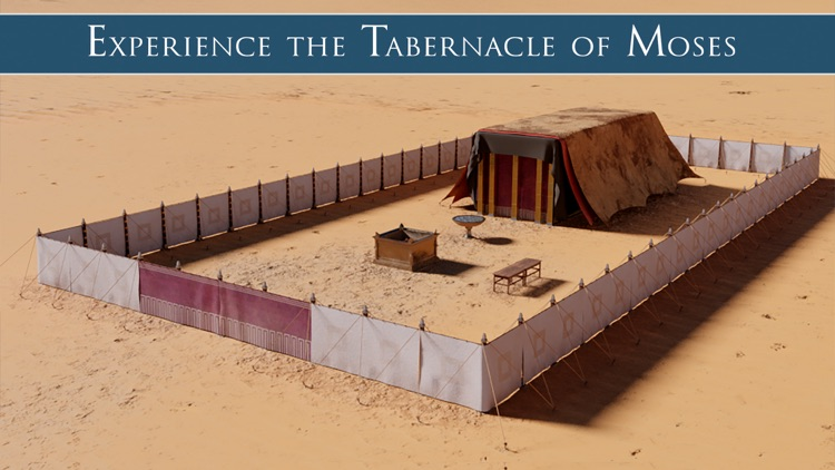 Tabernacle 3D iOS