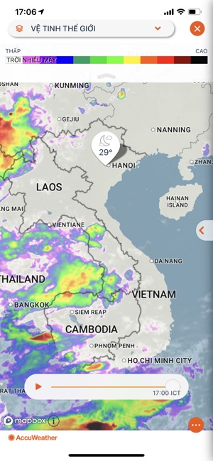 AccuWeather: Weather Alerts trên App Store